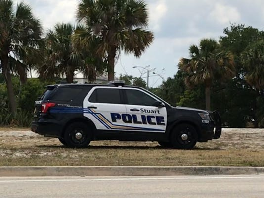 Stuart Police Department responded to a crash between a 16-year-old girl on a bicycle and a car.
