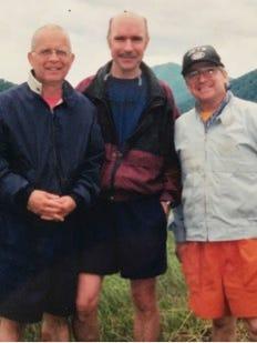 Len Myers, John Hughes and Larry Mainieri.