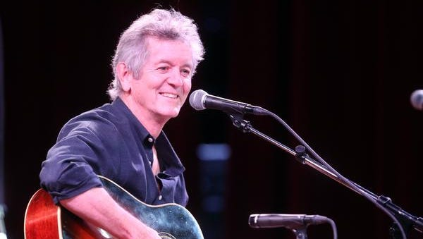 Rodney Crowell performs at the City Winery on Tuesday, May 19, 2015.