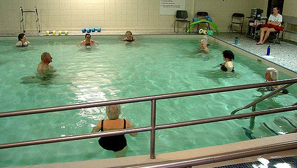 Swimming classes for children and adults are being offered through the Special Needs Aquatic Program at the University of Wisconsin-Stevens Point.
