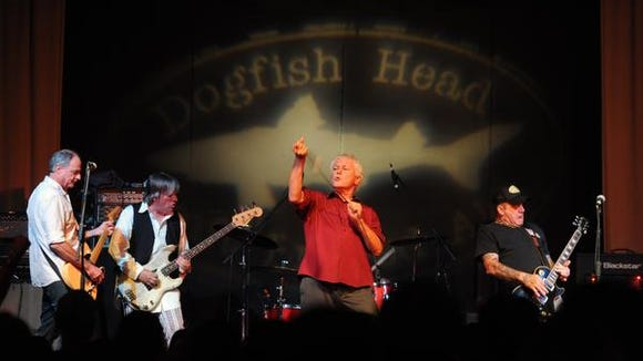 Guided by Voices performs at the Milton Theatre Aug.