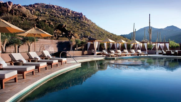 The Ritz-Carlton Dove Mountain in Arizona is among