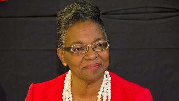 Rev. Dr. Wilma Johnson, pastor of New Prospect Baptist church, died Sept. 30, 2016 of cancer.