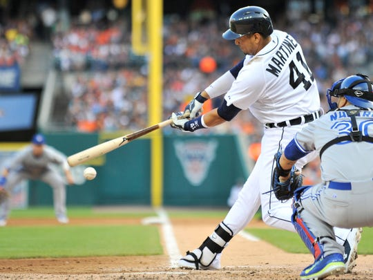 Victor Martinez hit a career-low .245 in 2015.