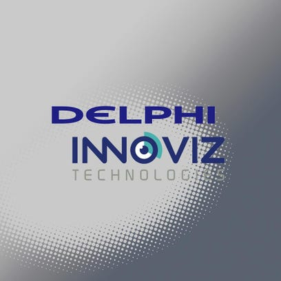 Delphi partners with Innoviz on driverless technology