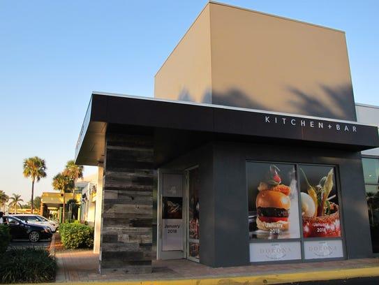 Dorona, a modern Italian steakhouse, is targeted to