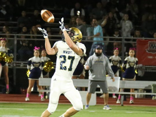 NV/Old Tappan held off Ramapo earlier this season to remain undefeated.