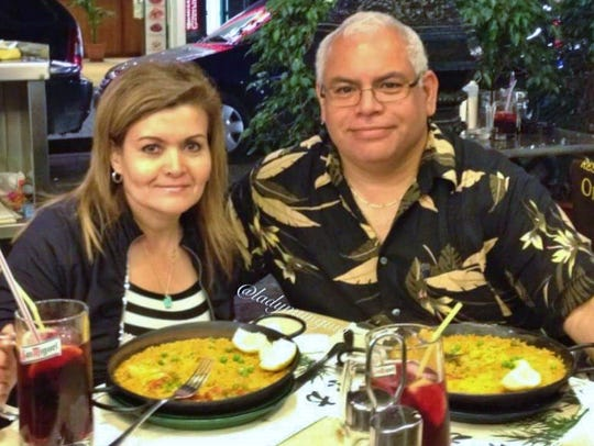 Maria and Octavio Munguia