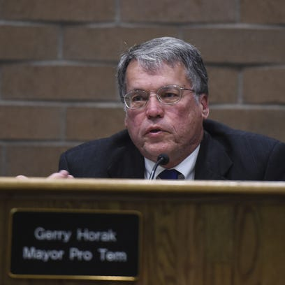 Gerry Horak speaks about why he'd like to be elected