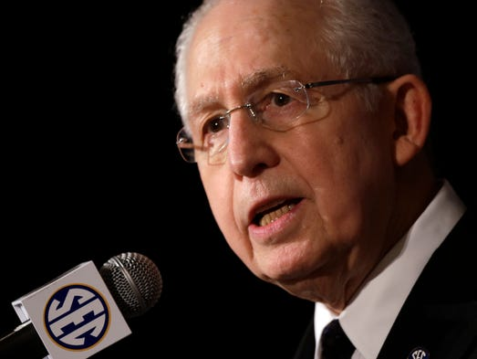 Commissioner Mike Slive will start off SEC Media Days on Monday.