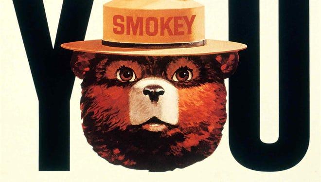Smokey Bear is celebrating his 70th birthday.