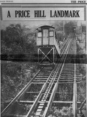 This image from October 1930 shows Price Hill Incline from the Plane R. R. Company. At that point, the incline had spurred development in that community for 55 years.
