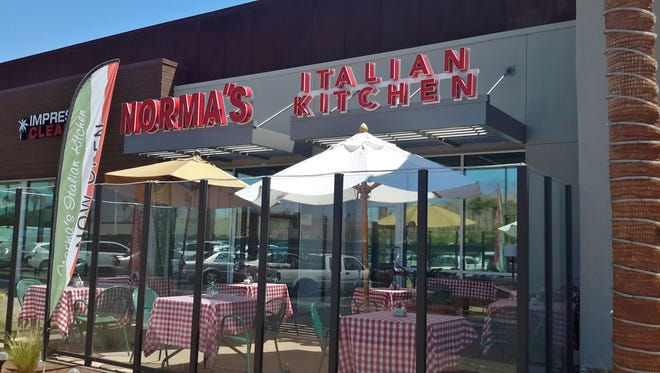 Norma's is right at home in revamped shopping complex in Rancho Mirage.