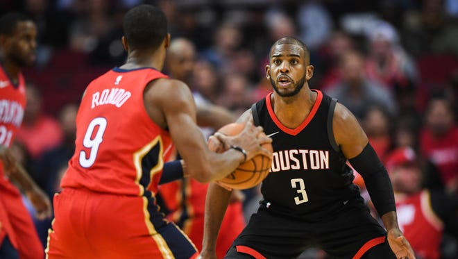 Where will Chris Paul and Rajon Rondo land in NBA free agency in 2018?