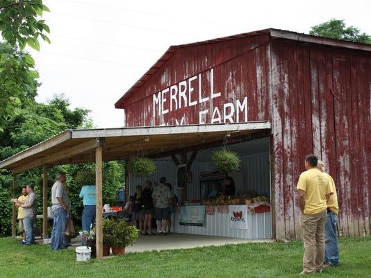 farm merrell barn
