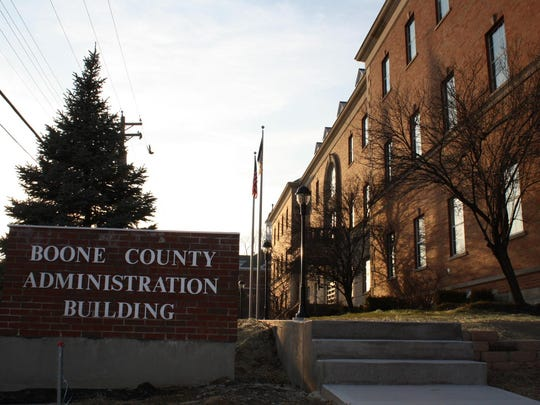 The Boone County Fiscal Court meeting takes place at 5:30 p.m. Tuesday, Jan. 5, at the Boone County Administration Building, 2950 Washington St., Burlington.