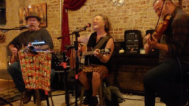Live music is one of several offerings at The 2nd Act in Hendersonville.