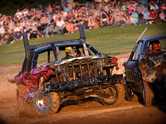 The York Fair is bringing back the Demolition Derby to the 2016 York Fair on Sunday, Sept. 18.