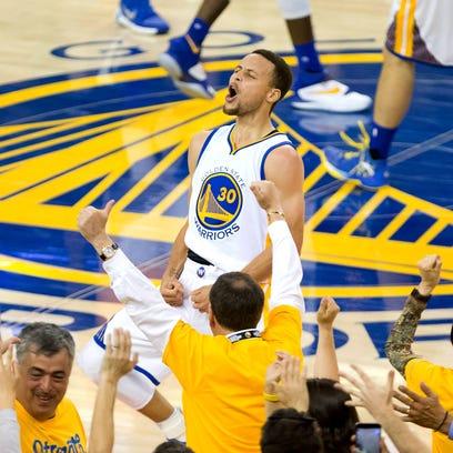 2016 NBA playoffs: Best of conference finals