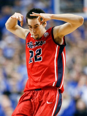 Ole Miss' Marshall Henderson could set an SEC record tonight.