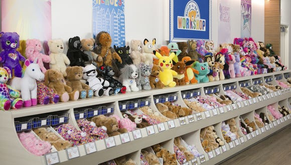 Build-a-Bear Workshop offers disappointed Pay Your