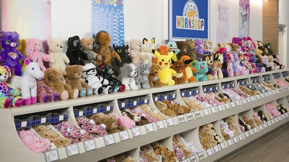 Build-a-Bear Workshop offers disappointed Pay Your Age parents a $15 voucher.