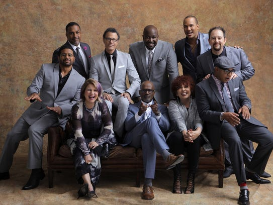 The Manhattan Transfer and Take 6.