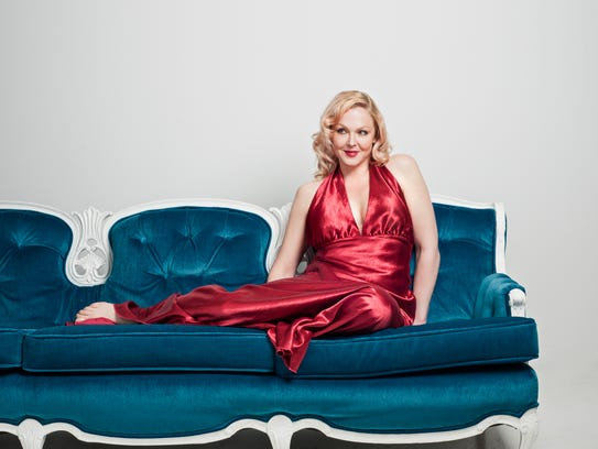 Storm Large performs Broadway ballads, old school classics