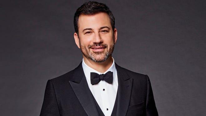 Jimmy Kimmel will host the 2018 Oscars.