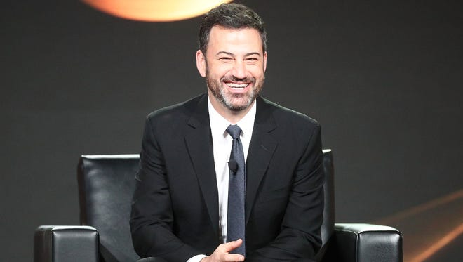 """Jimmy Kimmel is the host and executive producer of """"Jimmy Kimmel Live!"""" and host of the """"90th Oscars."""""""