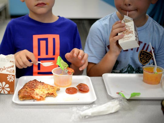 School meals should help kids to establish more healthful dietary patterns to prevent chronic disease because that's common sense, Buscemi writes.