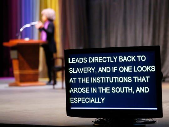 LAF Angela Davis lecture