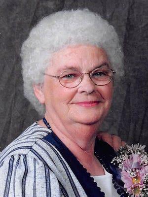 Helen Irene Cox, 83