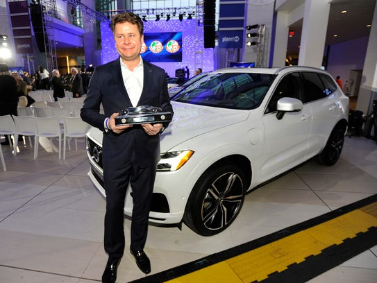 Anders Gustafsson, senior vice president Americas Volvo