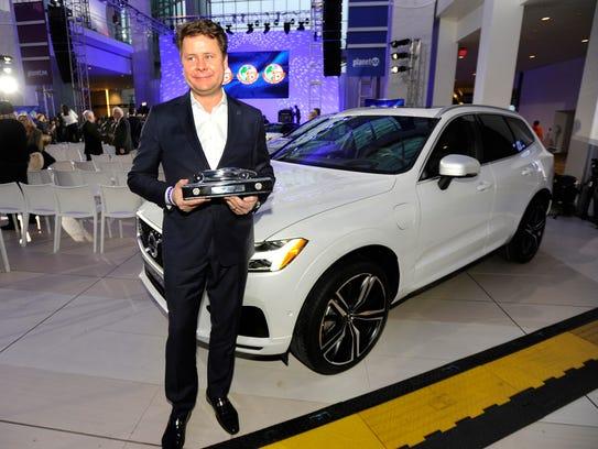 Honda, Lincoln, Volvo Win North American Car, Truck, SUV of