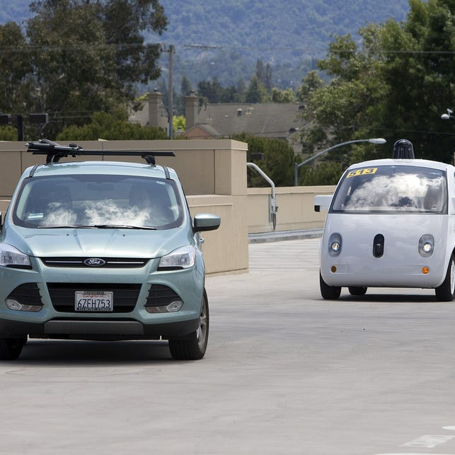 Consumers remain wary of self-driving cars: U-M study
