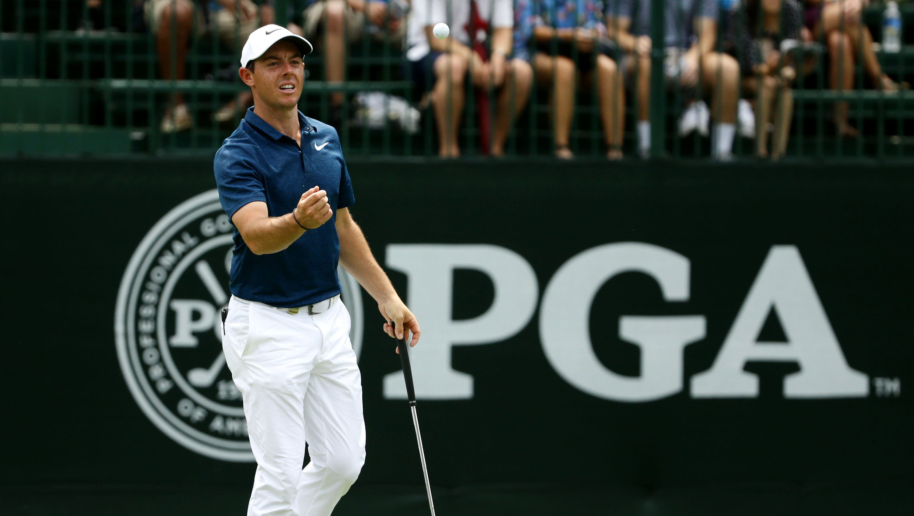 PGA: PGA Tour: Rory McIlroy Wants To Win Before Shutting Down