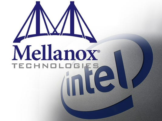 Mellanox_Intel_logos
