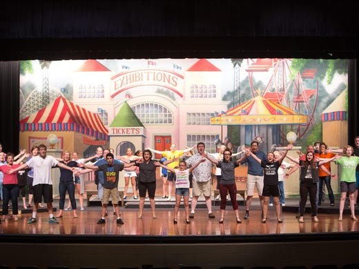 State Fair' musical heralds the real thing
