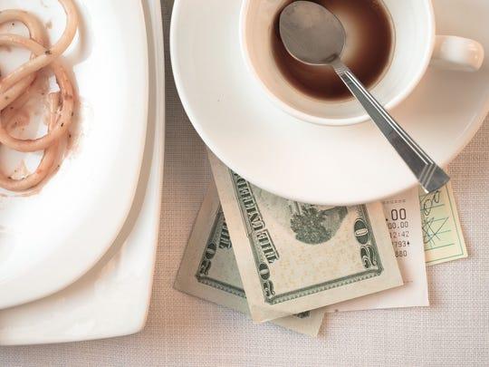 Half of Americans tip between 16-20%. Do you?
