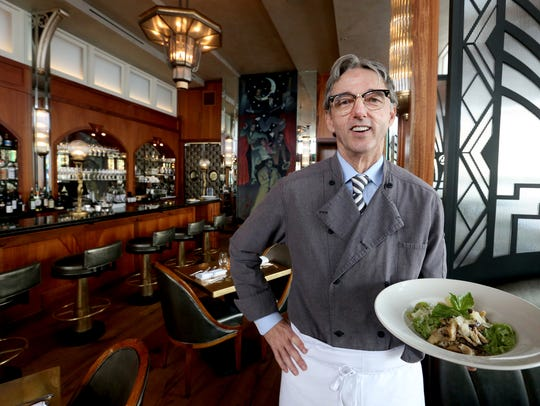 Robert Durkin, the chef and culinary director at Paradiso