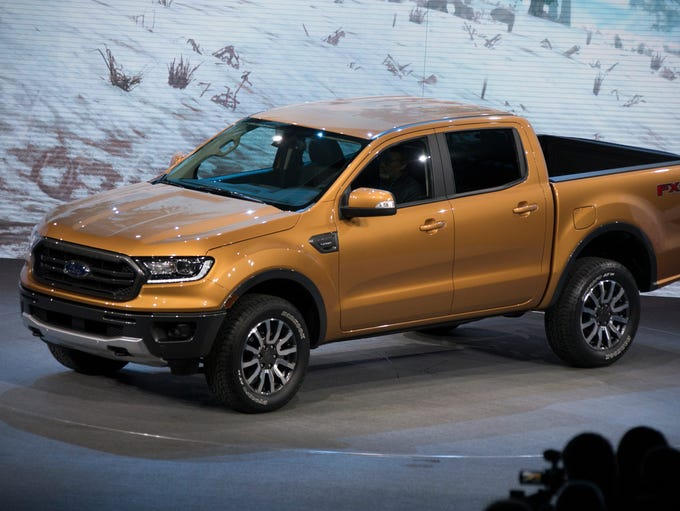 """Ford reveals the """"torture tested"""" 2019 Ford Ranger"""