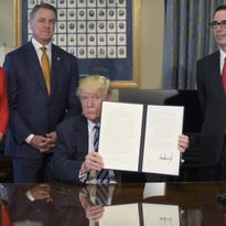 Editorial: Trump tax outline hits the right targets