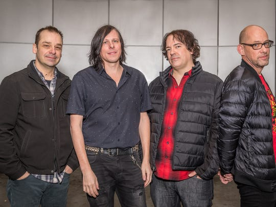 The Posies will reunite their classic '90s lineup for a tour that stops at Lafayette's Music Room on Tuesday.