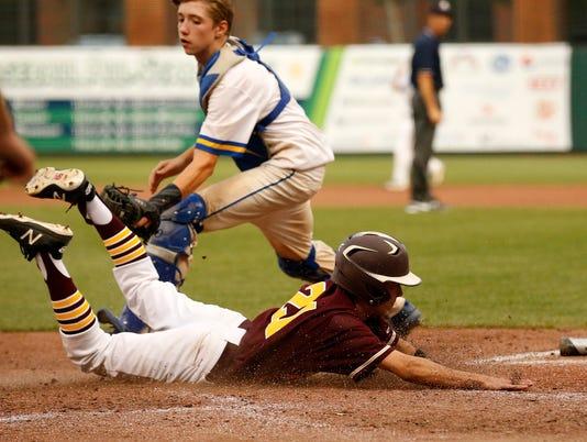 OHSAA Div. III State Semi-Final Baseball