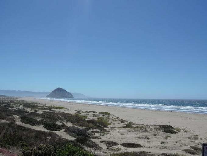 A view from California's Highway 1.