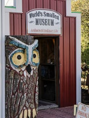 The World's Smallest Museum in Superior packs an interesting