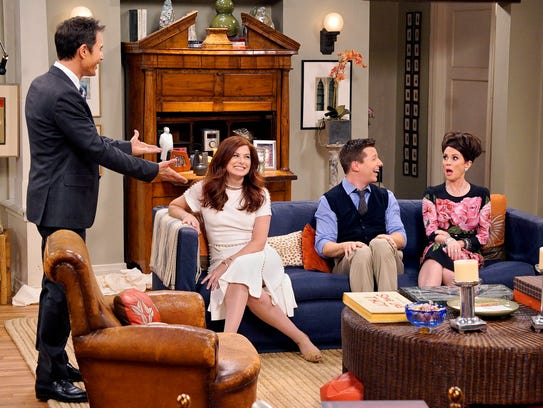 NBC's 'Will & Grace' cast on what's changed, and their TWO new seasonsEntertainment