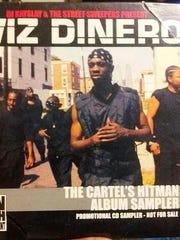 Duane Clinkscales Sr. raps under the name Wiz Dinero.