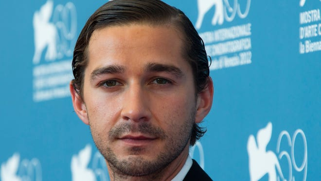 Shia LaBeouf debuted his short film 'HowardCantour.com' online onDec. 16, 2013, but failed to credit the source of his idea for the project.